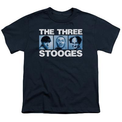 Youth: Three Stooges- Three Squares