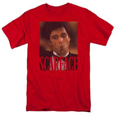 Scarface- Smoking A Stogie