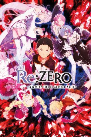 Re : Zero - Re-Zero Key Art