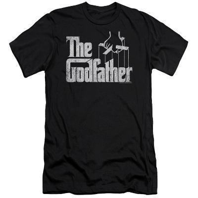 Godfather- Logo Slim Fit