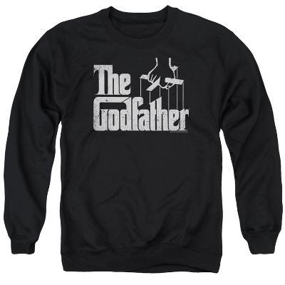 Crewneck Sweatshirt: Godfather- Logo