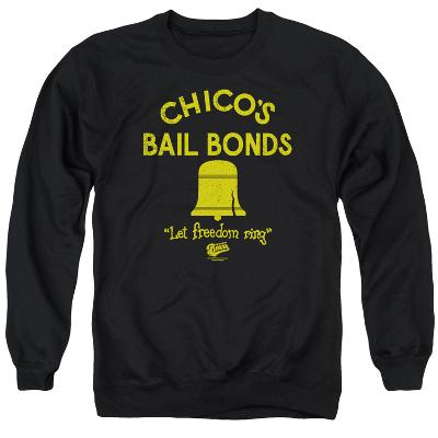 Crewneck Sweatshirt: The Bad News Bears- Chico's Bail Bonds