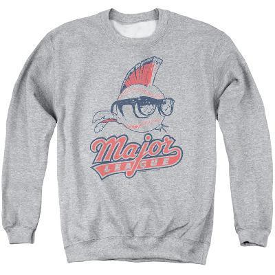 Crewneck Sweatshirt: Major League- Vintage Logo