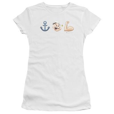 Juniors: Popeye- Emoji