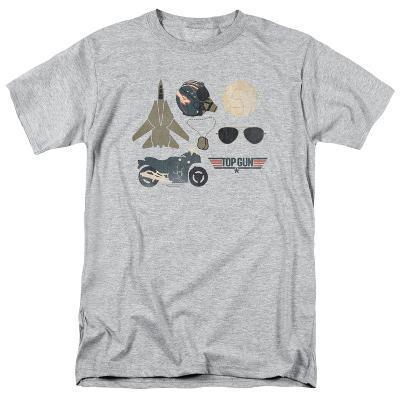 Top Gun- Items