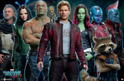 Guardians Of The Galaxy Vol. 2 - Intimidation