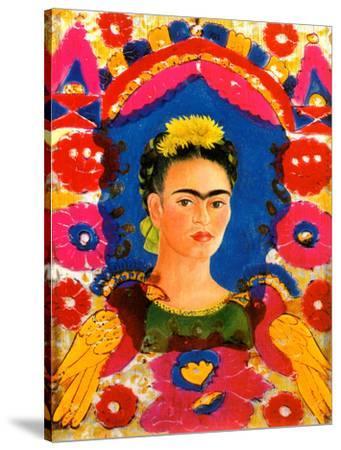 Mexico Frida Kahlo Senorita Fiesta Poster