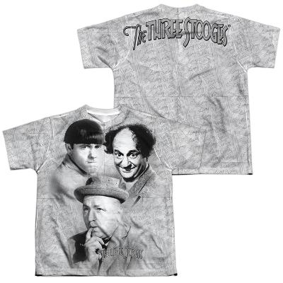 Youth: Three Stooges- Signature (Front/Back)
