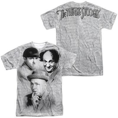 Three Stooges- Signature (Front/Back)