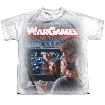 Youth: Wargames- Poster