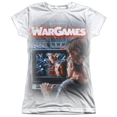 Juniors: Wargames- Poster