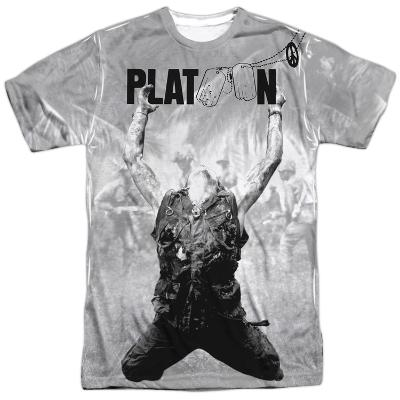 Platoon- Grayscale Poster