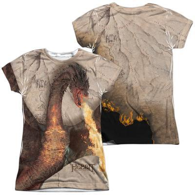 Juniors: The Hobbit: The Battle Of The Five Armies- Smaug Attack (Front/Back)