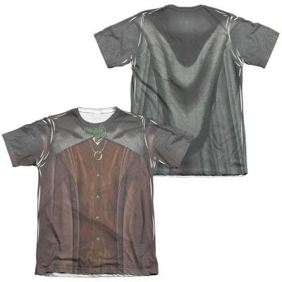 Lord Of The Rings- Frodo Costume Tee (Front/Back)