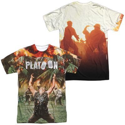 Platoon- Key Art (Front/Back)