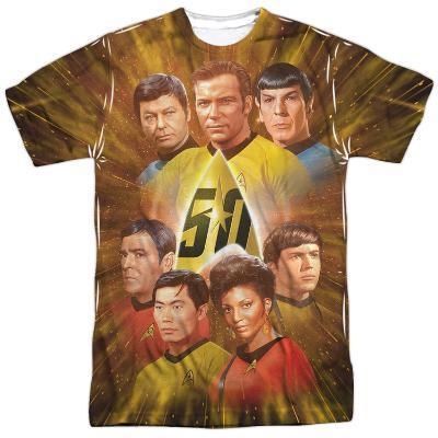 Star Trek- 50Th Anniversary Crew