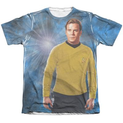 Star Trek- Cpt. Kirk Sea Fever Quote