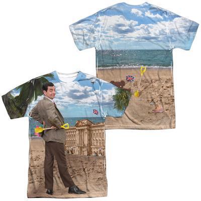Mr Bean- Sand Castle Builder (Front/Back)