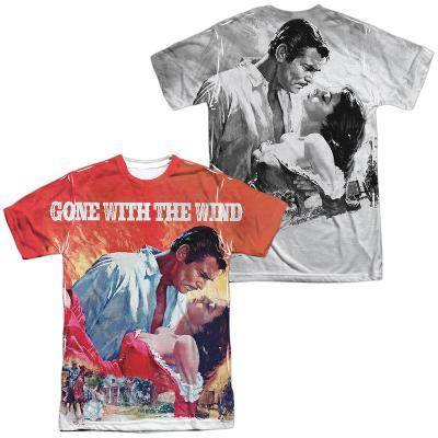 Gone With The Wind- Poster Art (Front/Back)