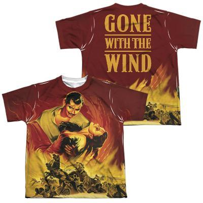 Youth: Gone With The Wind- Fire And Love (Front/Back)