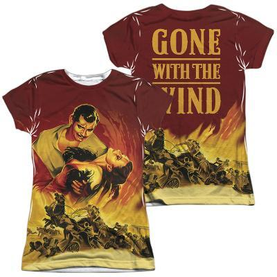 Juniors: Gone With The Wind- Fire And Love (Front/Back)
