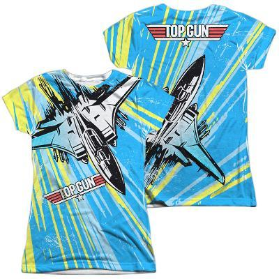 Juniors: Top Gun- Rad Jet (Front/Back)