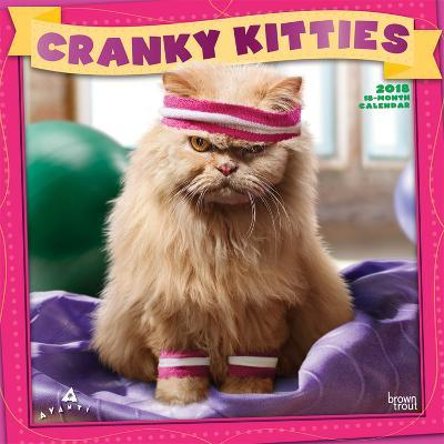 Cranky Kitties - 2018 Calendar