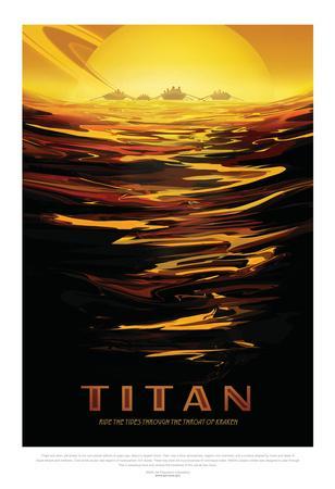 NASA/JPL: Visions Of The Future - Titan