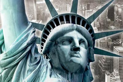 Statue of Liberty - close-up