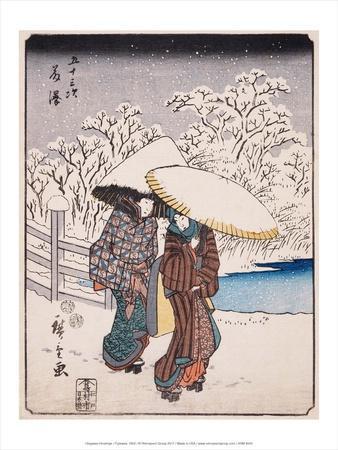 Fujisawa, 1852