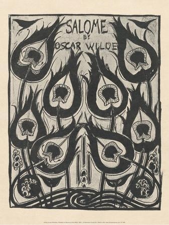 Illustration to Salome by Oscar Wilde, 1906–7
