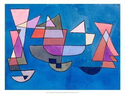 Sailing Boats, 1927