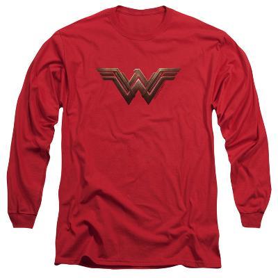 Long Sleeve: Wonder Woman Movie - Logo