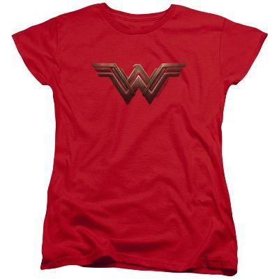 Womens: Wonder Woman Movie - Logo