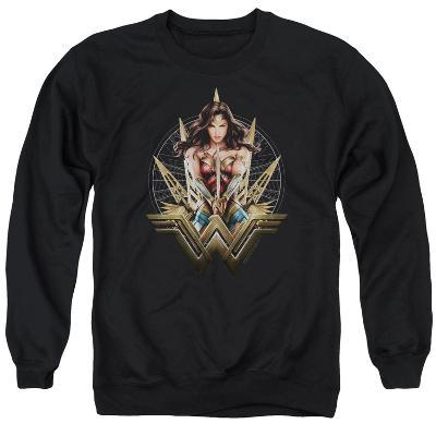 Crewneck Sweatshirt: Wonder Woman Movie - Wonder Blades