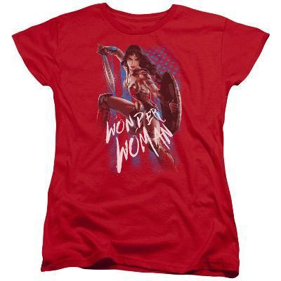 Womens: Wonder Woman Movie - American Hero