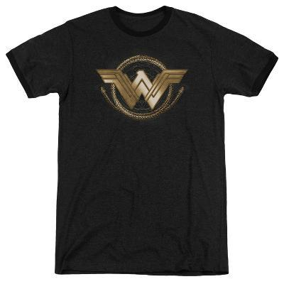 Wonder Woman Movie - Lasso Logo Ringer