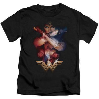 Juvenile: Wonder Woman Movie - Arms Crossed