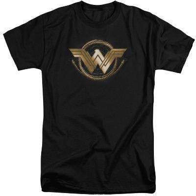 Wonder Woman Movie - Lasso Logo (Big & Tall)