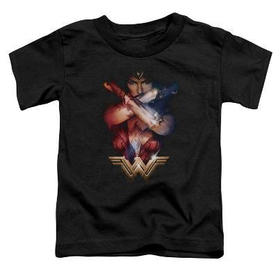 Toddler: Wonder Woman Movie - Arms Crossed