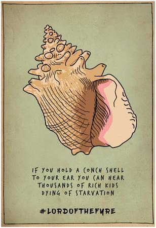 Conch Shell Voices