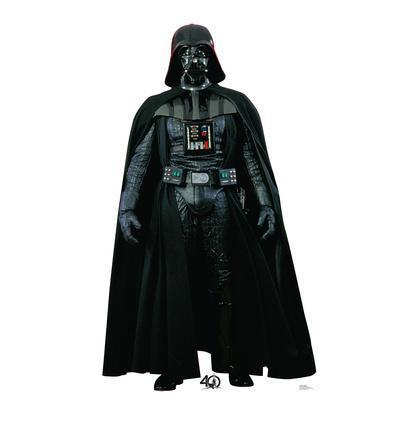 Darth Vader - Star Wars 40th Anniversary