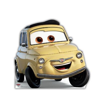 Luigi - Disney/Pixar Cars 3