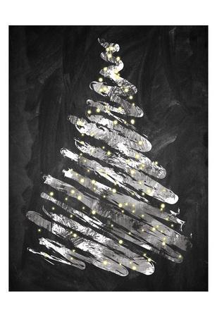 Chalkboard Tree 1
