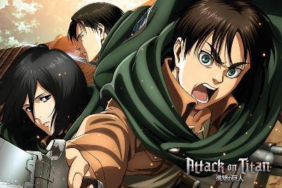 Attack On Titan - Season 2 Scouts