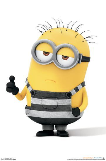 Despicable Me 3 Thumbs Up Print At Allposters Com