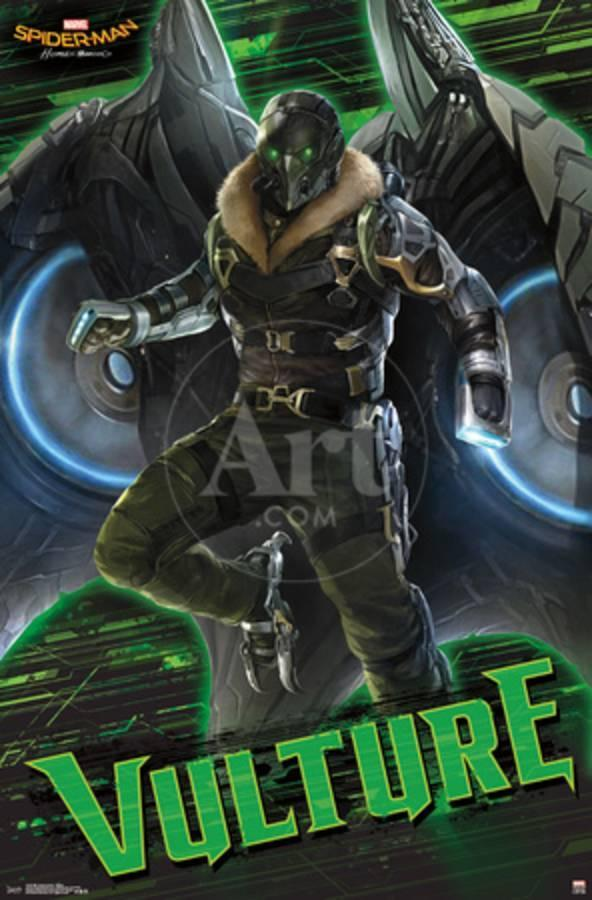 Spider-Man: Homecoming - Vulture
