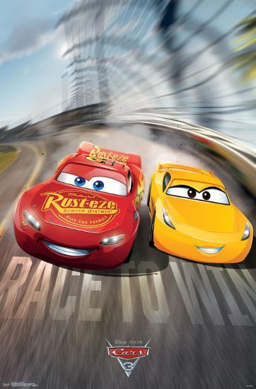 Cars 3 Race To Win Posters Allposters Com