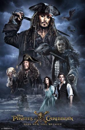 Pirates of the Caribbean 5 - Collage