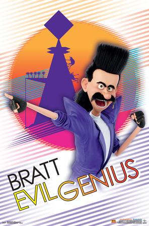 Despicable Me 3 - Bratt